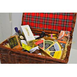 The Cheese Shop Deluxe Hamper