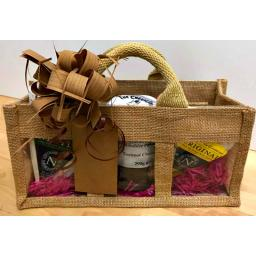 Cheese & Chutney Jute Bag