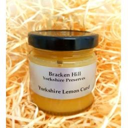 Mini Yorkshire Lemon Curd