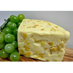 White Stilton with Mango and Ginger
