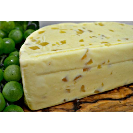 Wensleydale and Pineapple