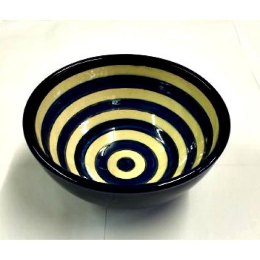 Appetiser Bowl - Blue Stripe