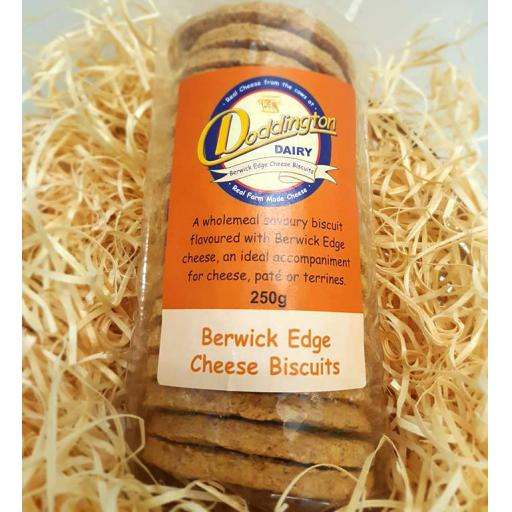 Berwick Edge Cheese Biscuits