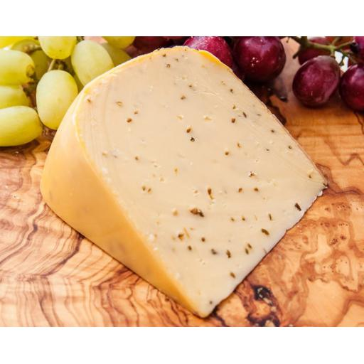 Dutch Gouda with Cumin Seeds