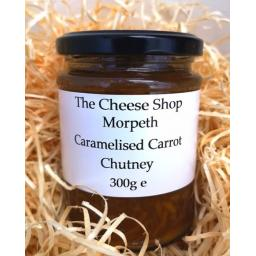 Caramelised Carrot Chutney