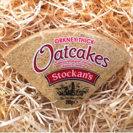 Stockans Thick Oatcakes