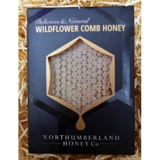 Wildflower Honey Comb